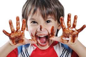 chocolate kid